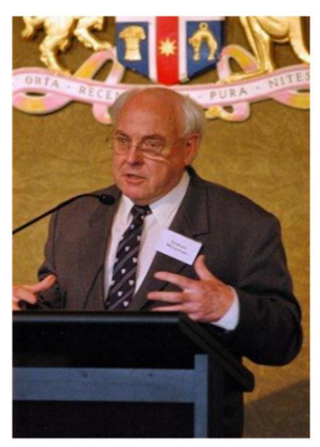 Dr. Graham Mclennan President of the National Alliance of Christian Leaders